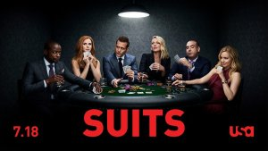 Suits Season 8 Key Art, USA network
