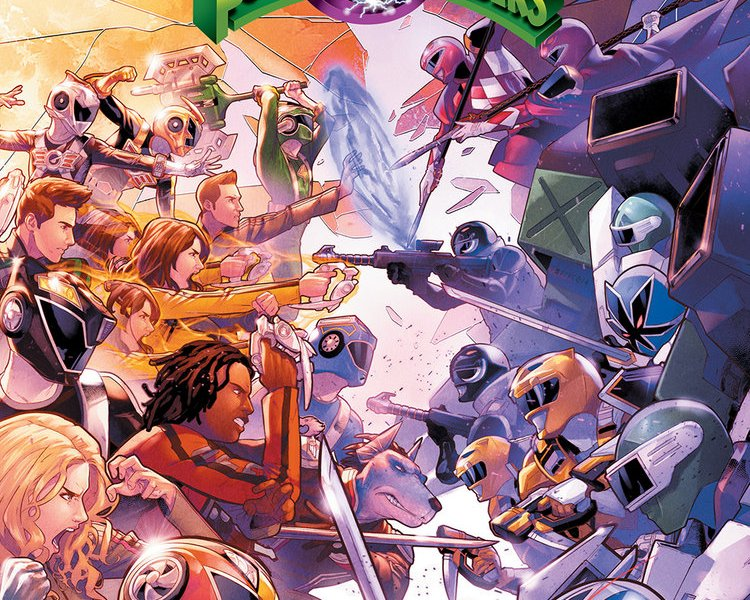 5 Reasons To Get 'Mighty Morphin Power Rangers' #28 (BOOM! Studios)!