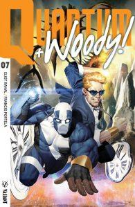Quantum Woody #7, Valiant