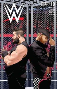 WWE #18, BOOM! Studios