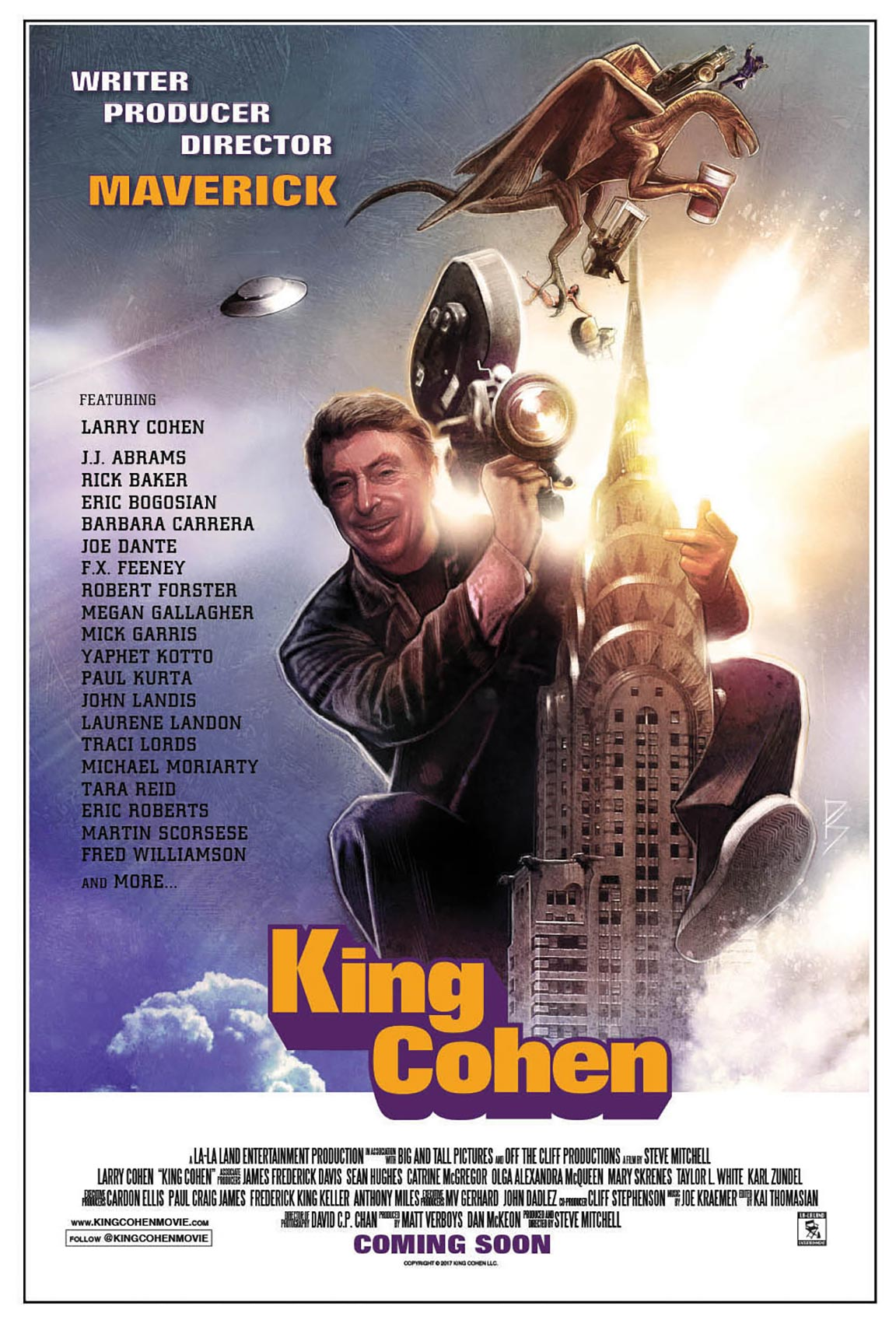 King Cohen, Dark Star Picturez