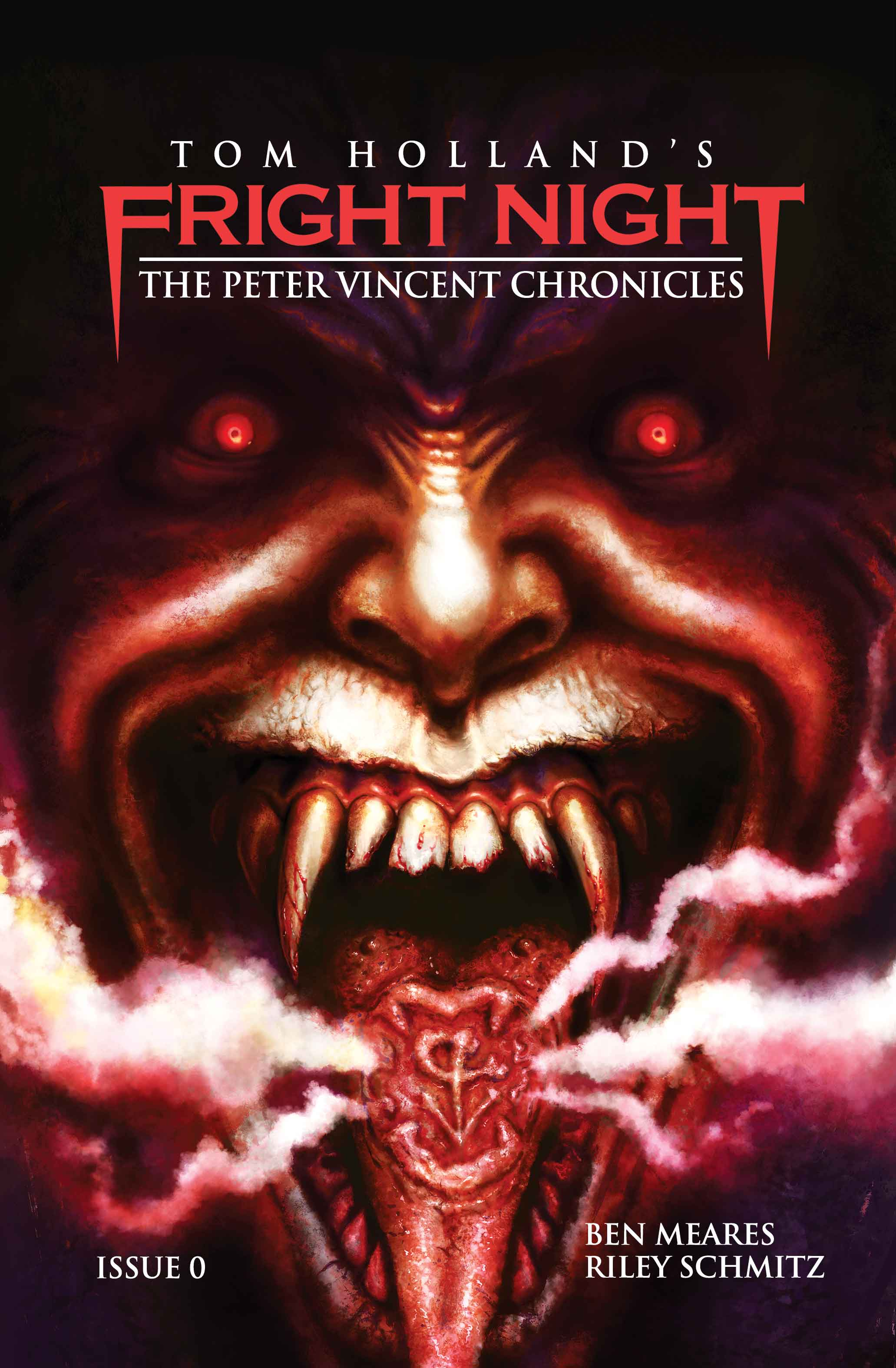 Fright Night: Peter Vincent Chronicles #0. Fright Night: Peter Vincent Chronicles, Fright Night