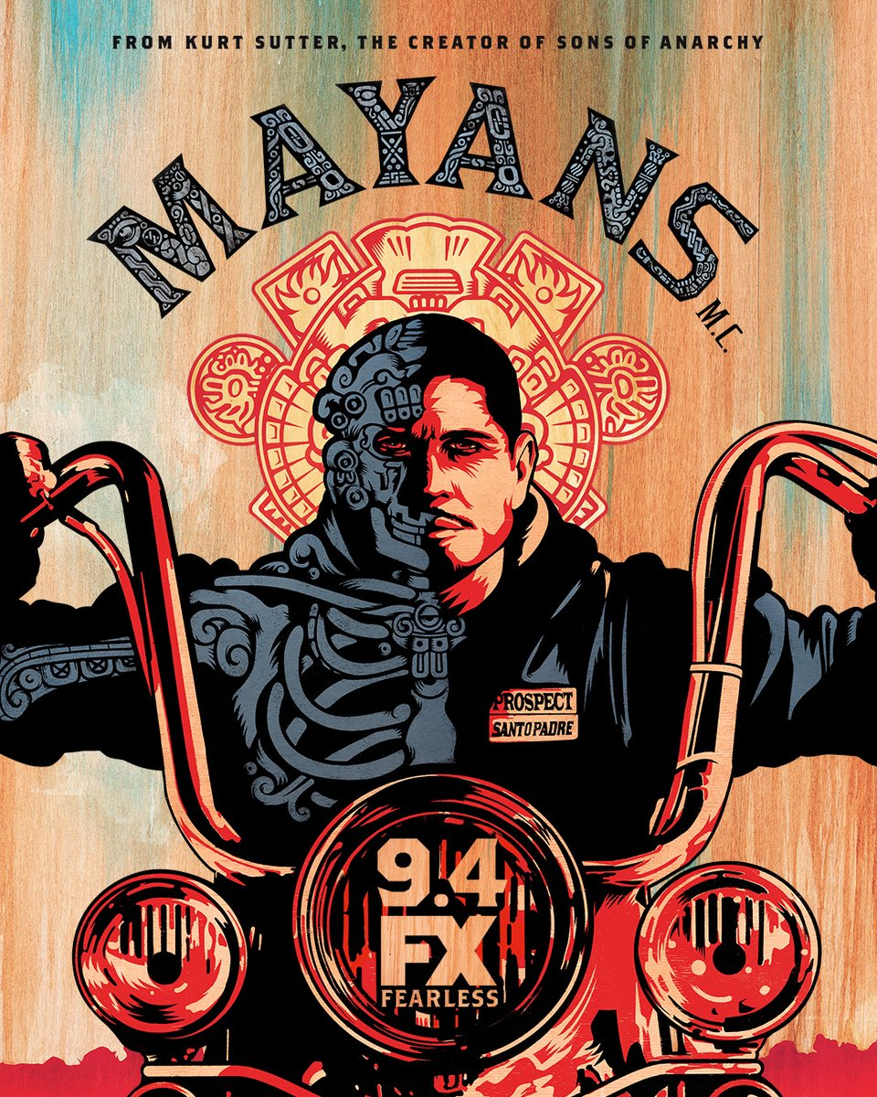 Mayans MC Official Trailer, FX