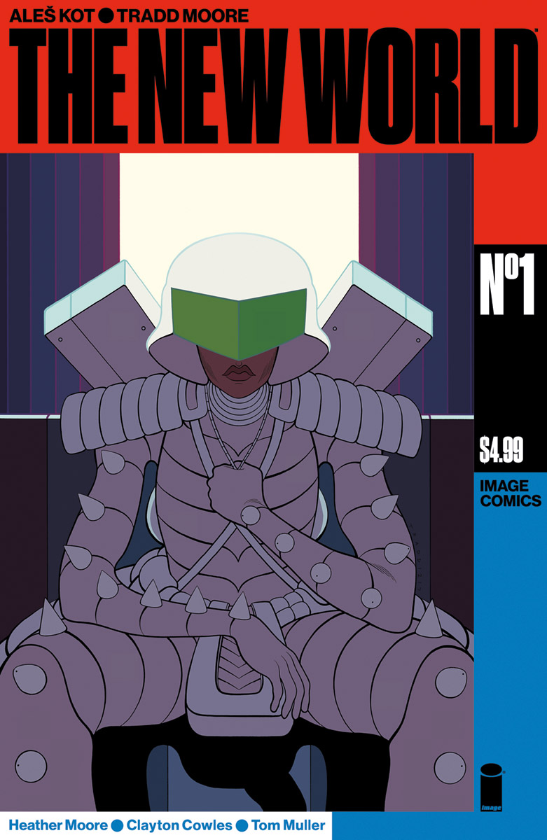 New World #1, Image Comics
