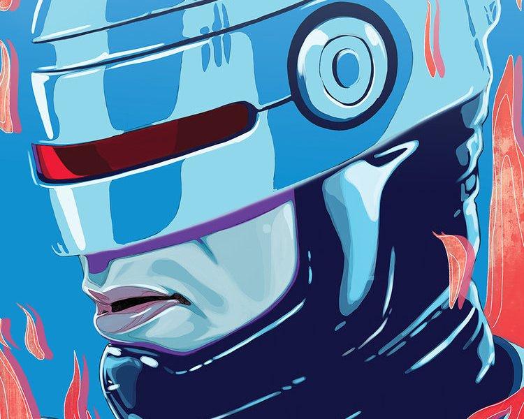 5 Reasons To Get 'RoboCop: Citizens Arrest' #4 (BOOM! Studios)!