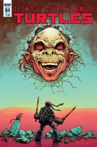 Teenage Mutant Ninja Turtles #84, IDW Publishing