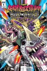 Bebop Rocksteady #1, IDW Publishing