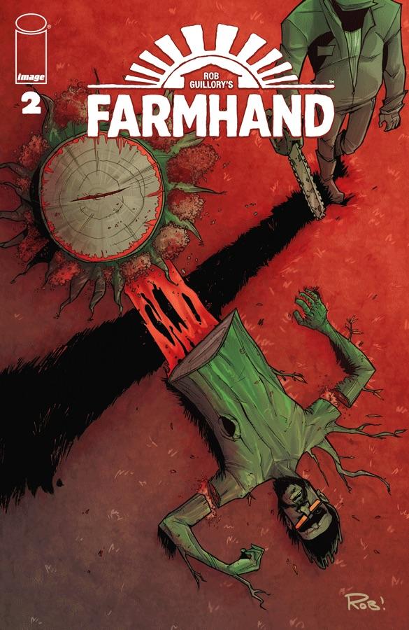 Farmhand #2, Image Comics