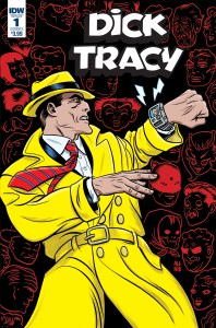 Dick Tracy: Dead Alive #1, IDW Publishing