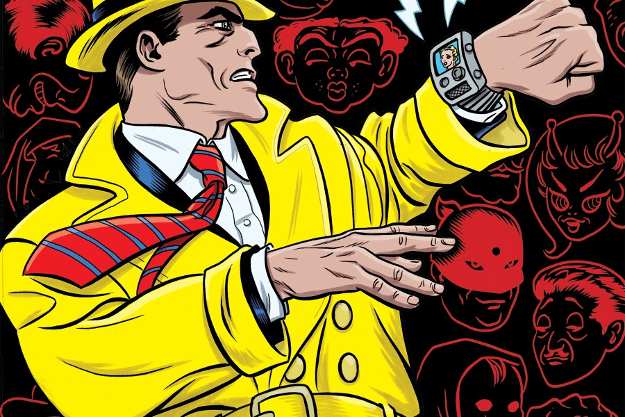 5 Reasons To Get 'Dick Tracy: Dead or Alive #1!'