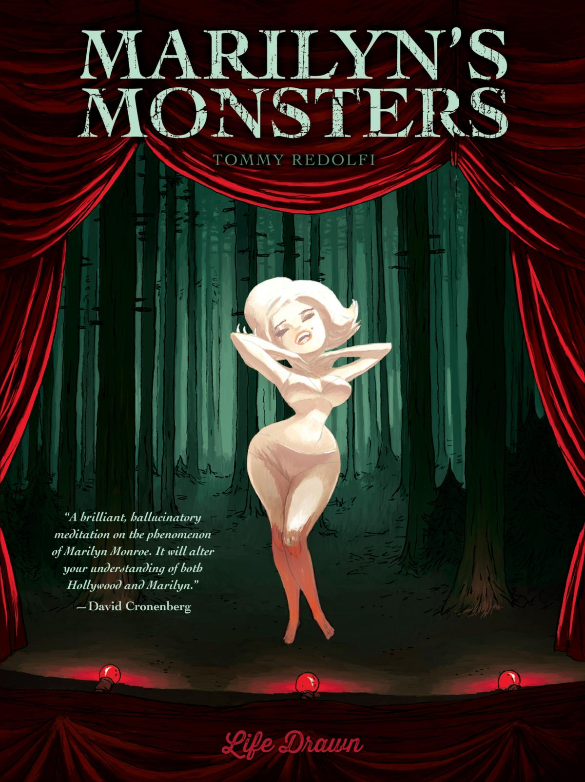 Marilyn's Monsters, Humanoids