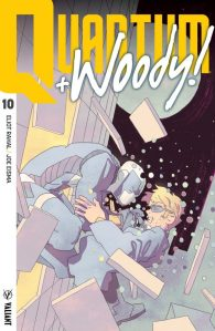 Quantum + Woody! #10, Valiant Entertainment