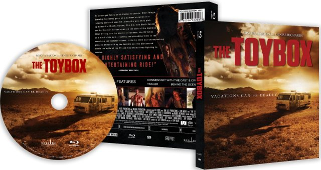 Ken Stachnik, ToyBox DVD, Denise Richards