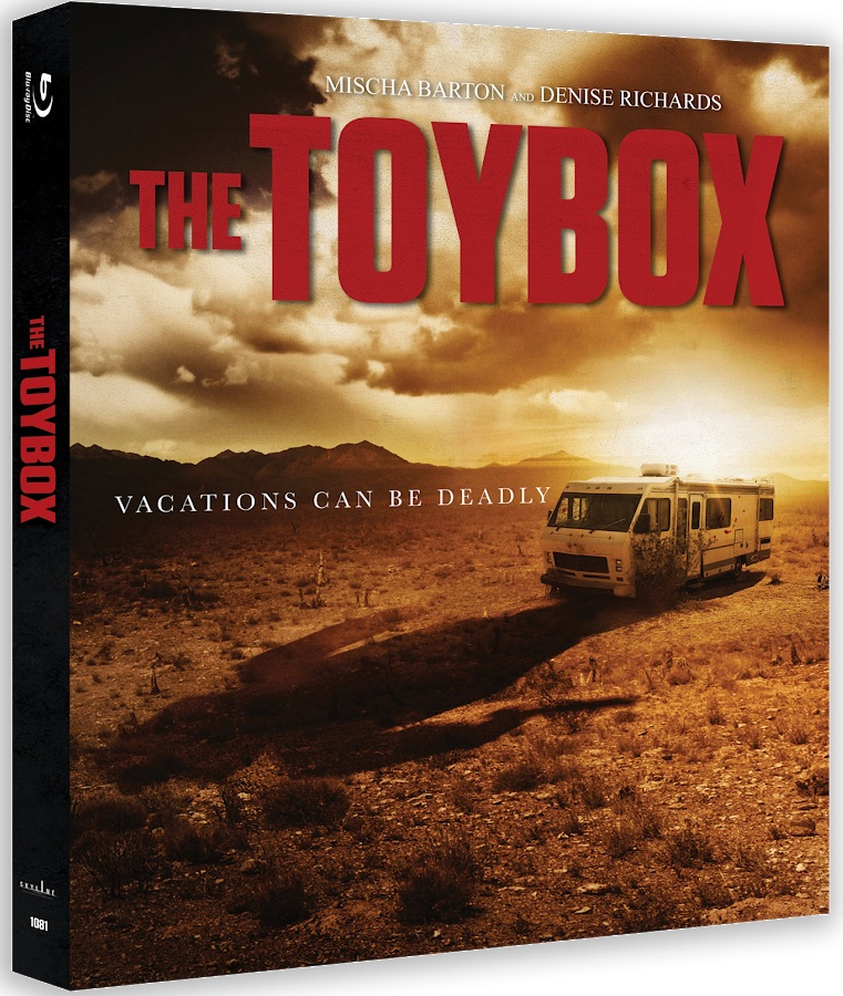 Ken Stachnik, ToyBox DVD, Denise Richards