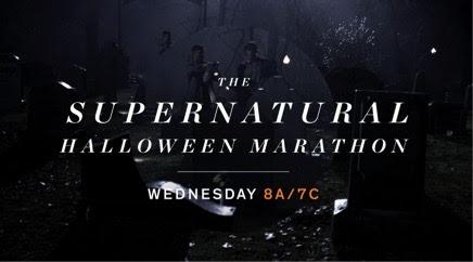 Supernatural Marathon TNT, Halloween