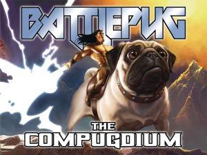 Battlepug Compugdium, Image