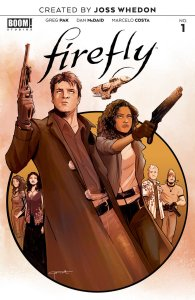 Firefly #1. BOOM! Studios