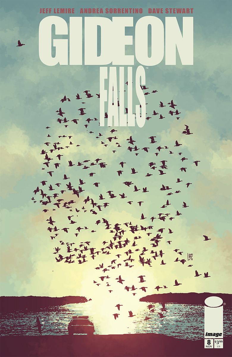 Gideon Falls #8, Image Comics