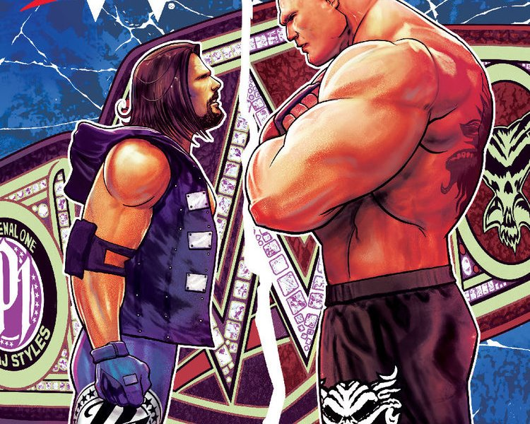 5 Reasons to Get 'WWE' #23 (BOOM! Studios)!
