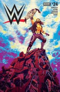 WWE #24, BOOM! Studios