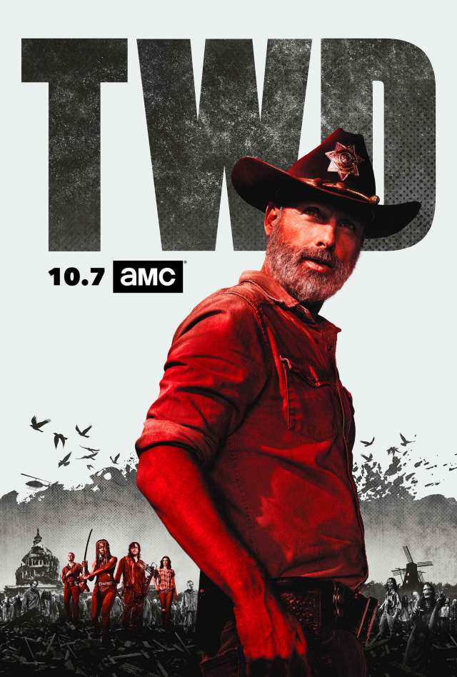 Nadine Marissa Walking Dead Season 9, AMC