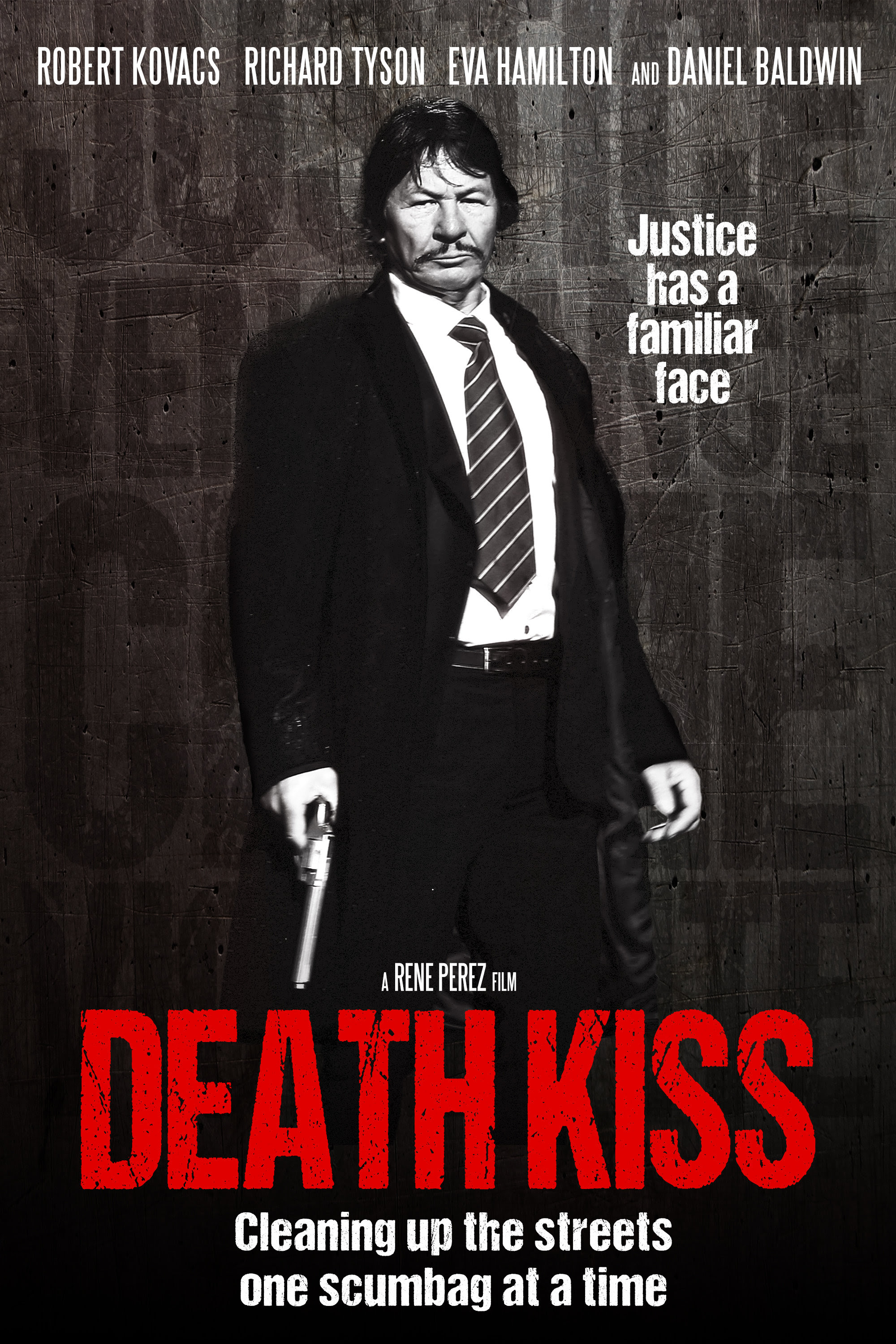 Death Kiss DVD, Death Kiss