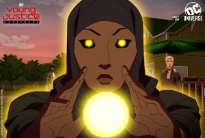 Young Justice: Outsiders Episode 7, DC Universe