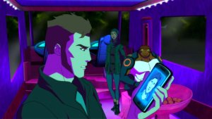 Young Justice: Outsiders Episode 11, DC Universe