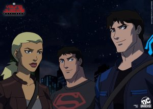 Young Justice: Outsiders Episode 4, DC Universe
