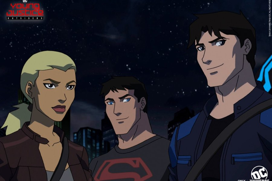 "'Young Justice: Outsiders' Recap: Episode 4 ""Private Security"""