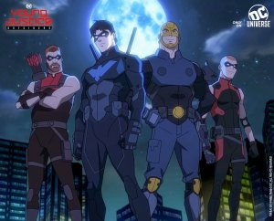 Young Justice: Outsiders Episode 8, DC Universe