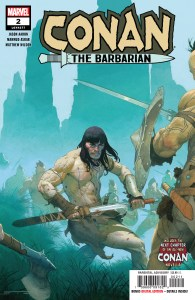 Conan Barbarian #2, Marvel Comics