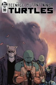 Teenage Mutant Ninja Turtles #90, IDW Publishing
