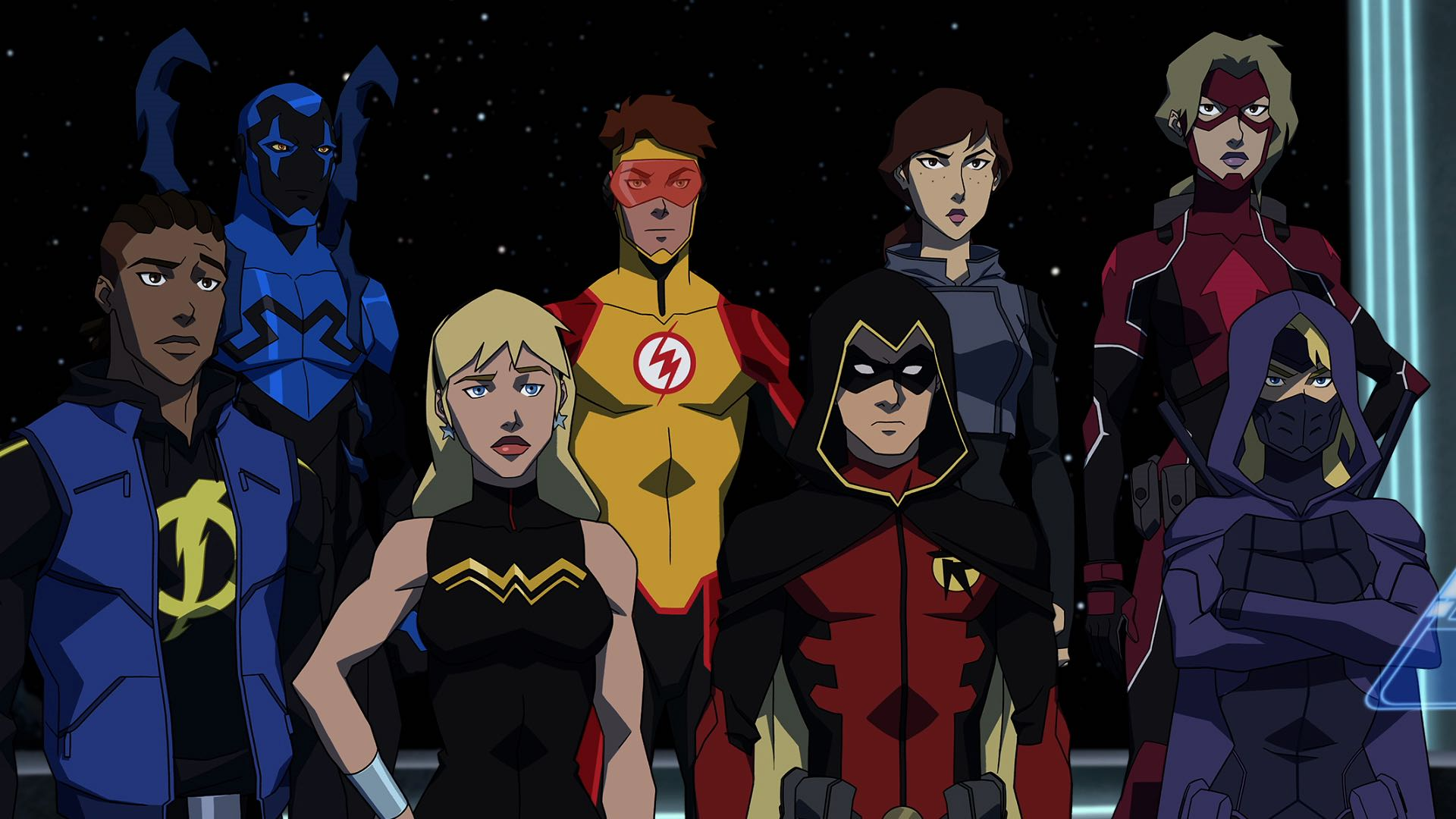 Young Justice: Outsiders Episode 2, DC Universe