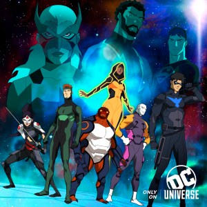 Young Justice: Outsiders Episode 1, DC Universe