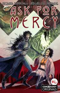 Ask Mercy #6, comiXology Originals