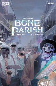 Bone Parish #8, BOOM! Studios