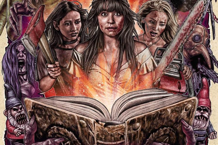 Interview: Lizzie Aaryn-Stanton Talks 'Book Of Monsters!'