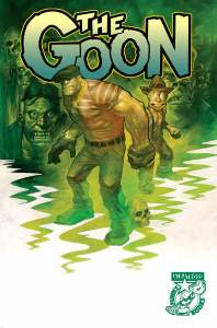 Goon #1, Goon #1 Preview, Albatross Books