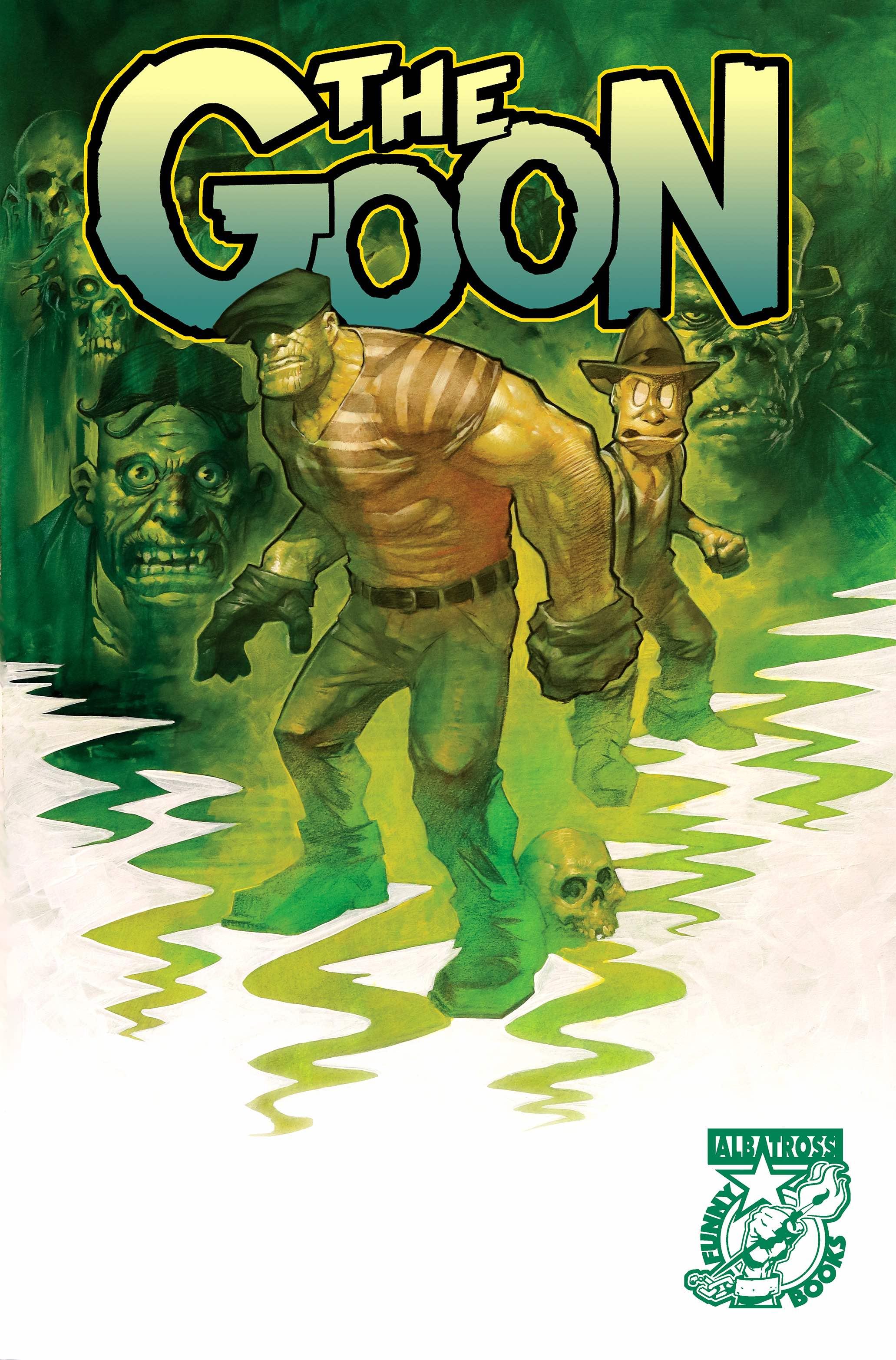 Goon #1, Goon #1 Preview, Albatross Books