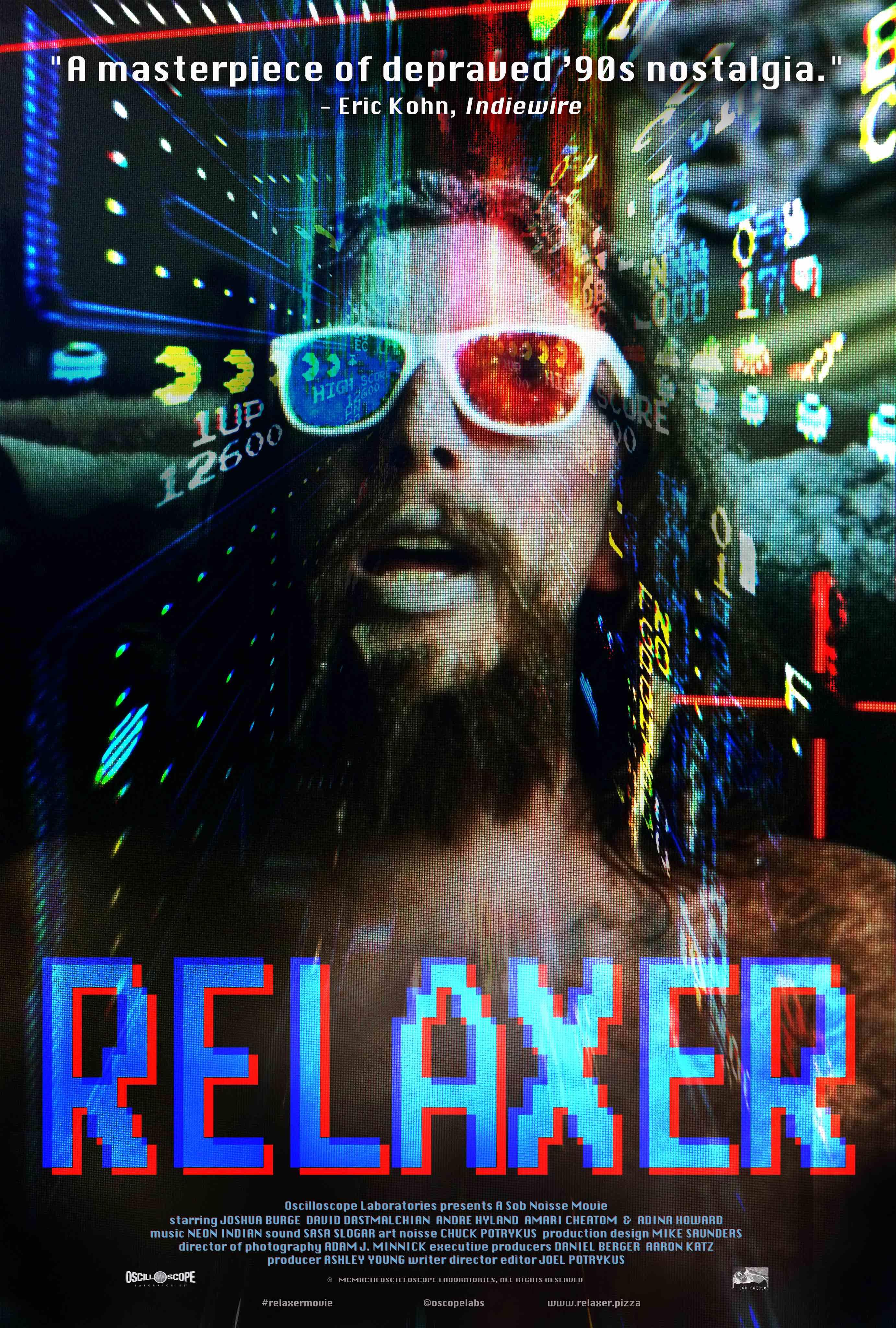 Relaxer, Relaxer Movie