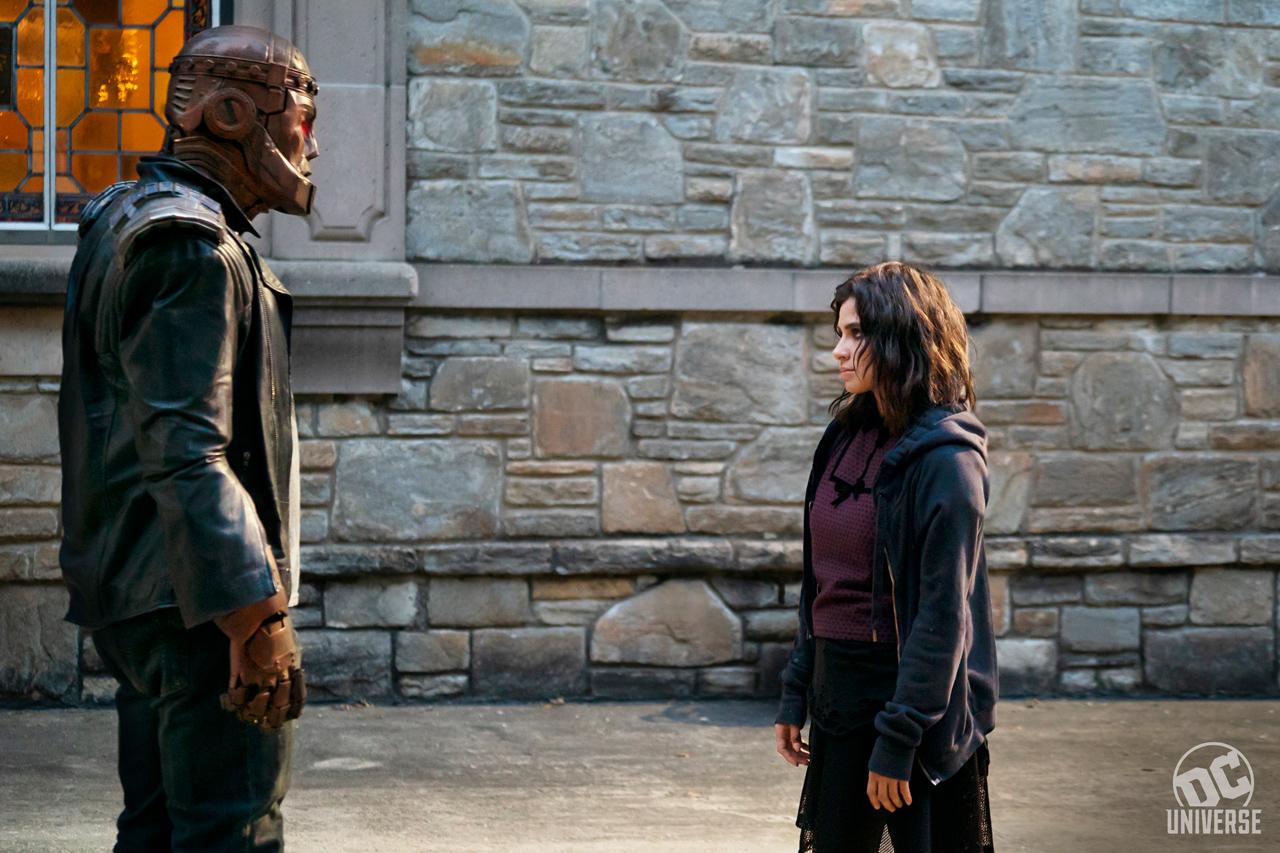Doom Patrol Episode 4. DC Universe