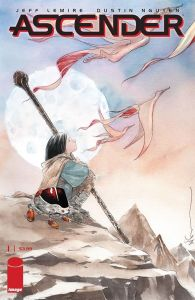 Ascender #1, Image Comics