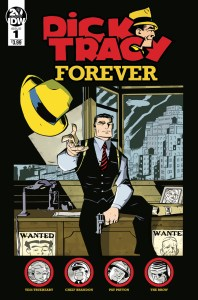 Dick Tracy Forever #1, IDW Publishing