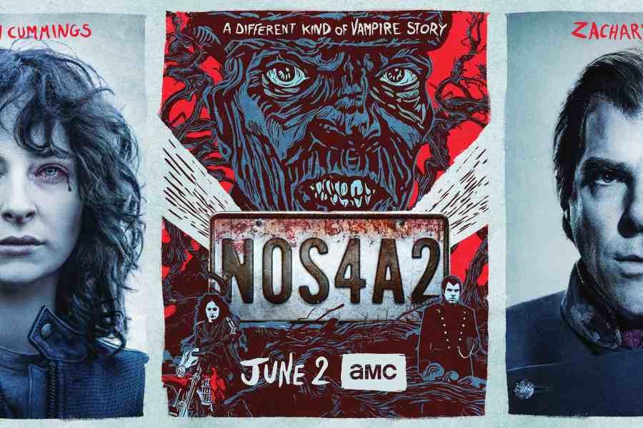 5 Reasons We Love AMC's 'NOS4A2' Season Premiere Teaser!