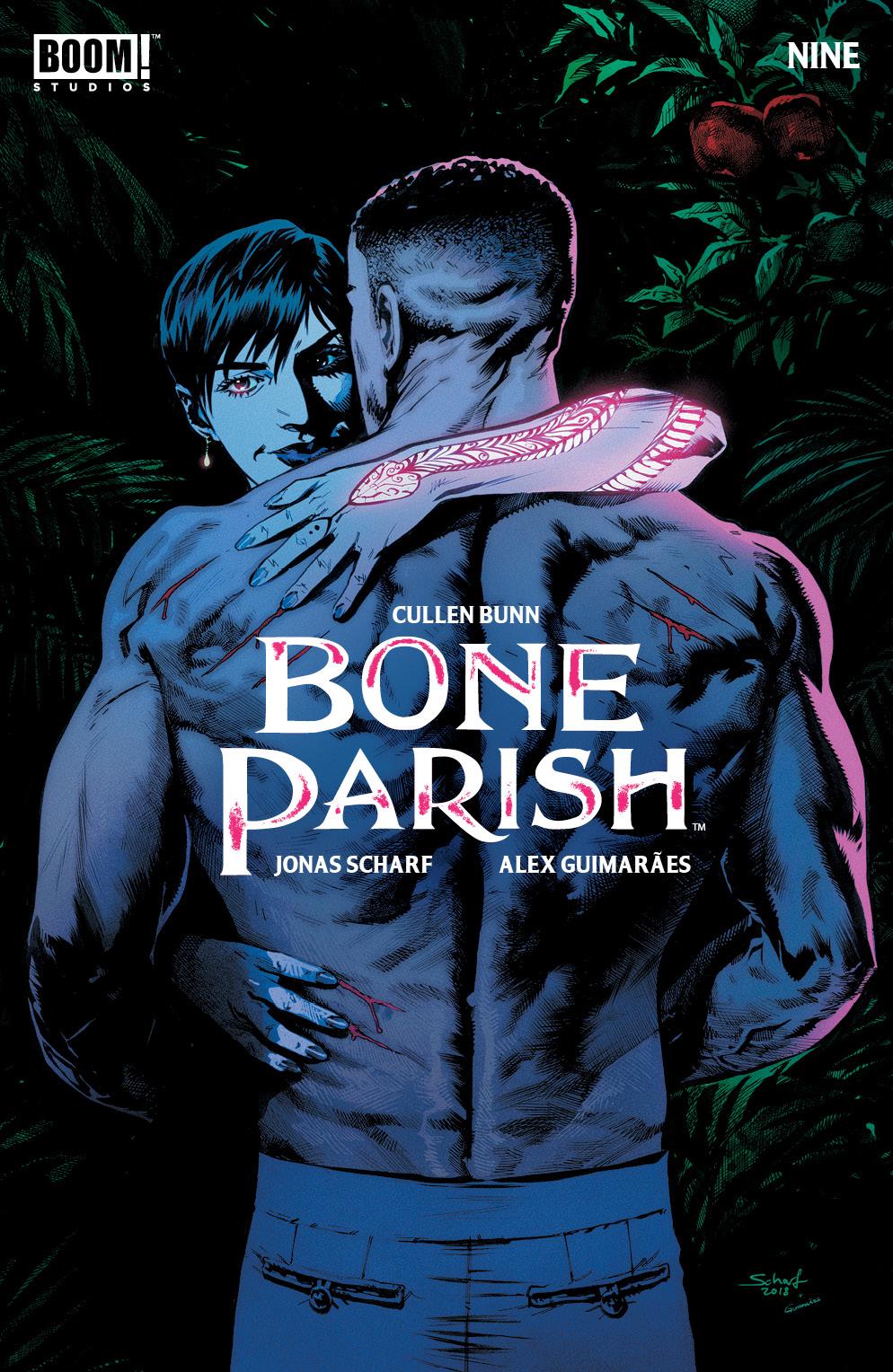 Bone Parish #9, BOOM! Studios