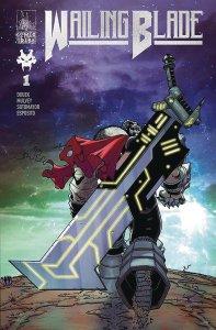 Wailing Blade #1, ComixTribe