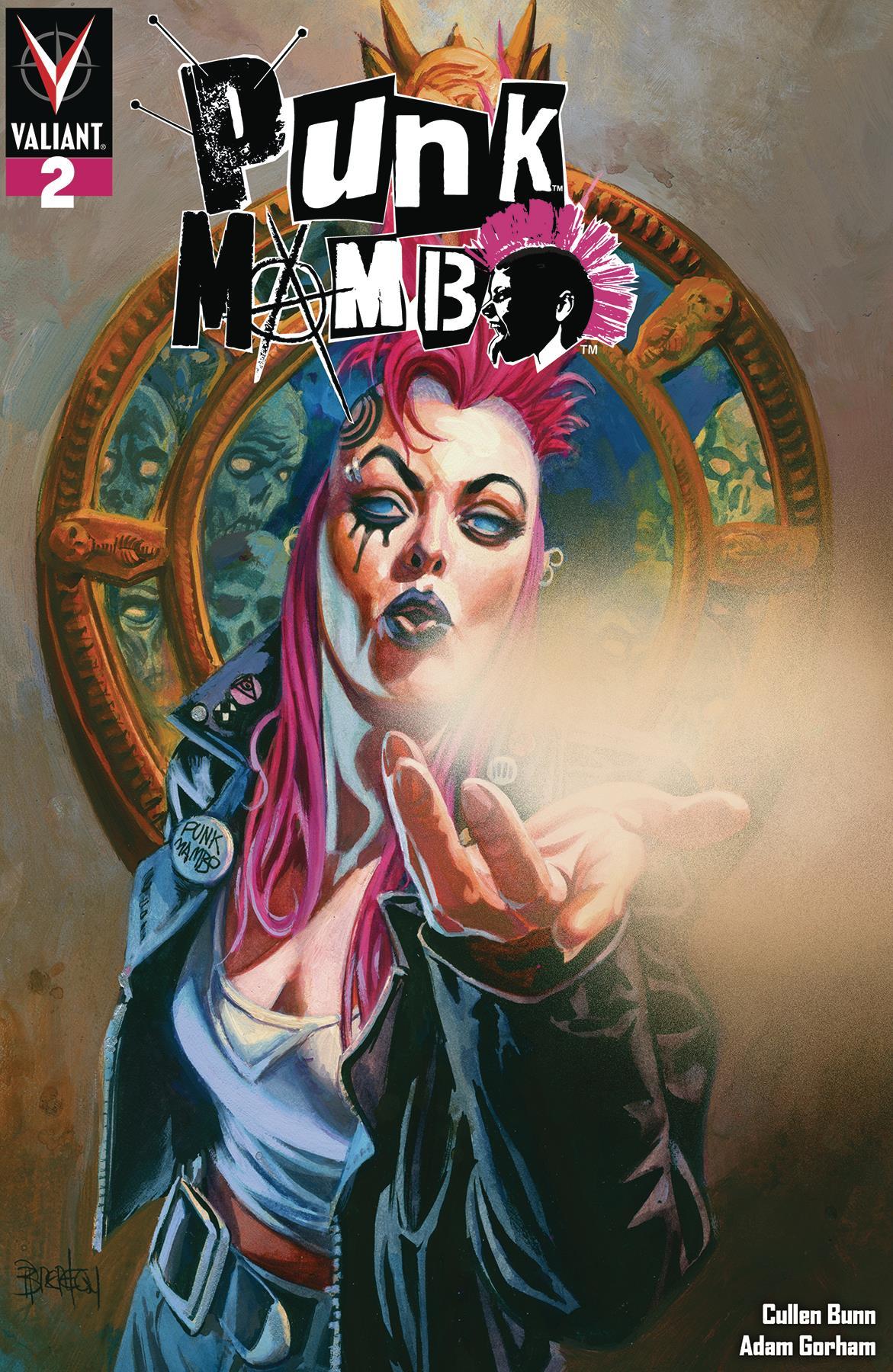 Punk Mambo #2, Valiant Entertinment