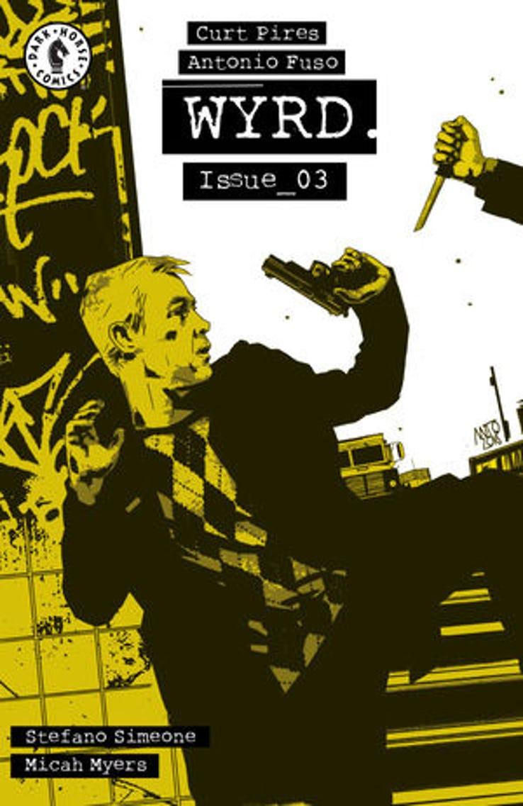 Wyrd #3, Dark Horse Comics