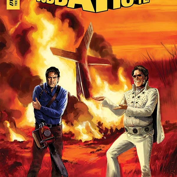 5 Reasons We Love 'Army Of Darkness/Bubba Ho-Tep' #4!